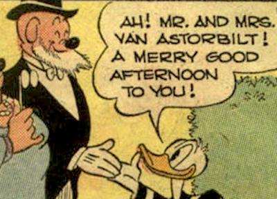 Mr Van Astorbilt
