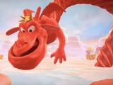 Licorice Dragon