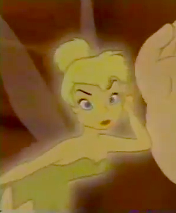 Toon Tinker Bell