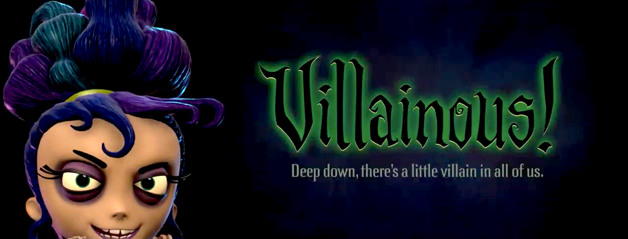 Villainous!
