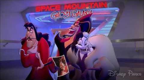 Disney Villains Celebrate Halloween at Disney Parks!