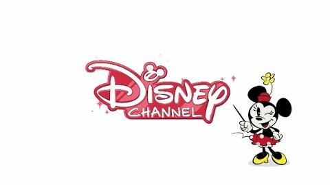 Minnie Mouse Disney Channel ID