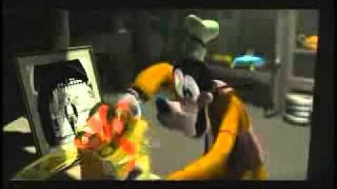 Disneyland's 50th - Goofy and the Magic Box