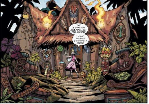 Enchanted Tiki Room (location)