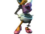 Animatronic Daisy Duck