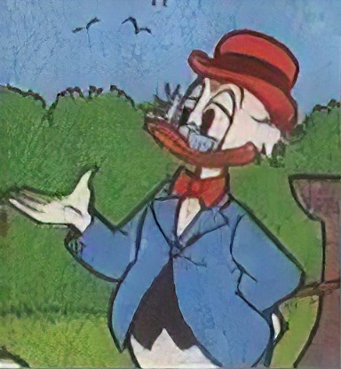 Moocher McDuck