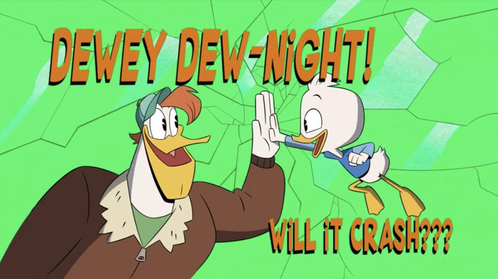 Dewey Dew-Night: Will It Crash?