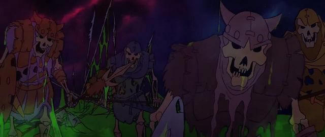 Cauldron-Born