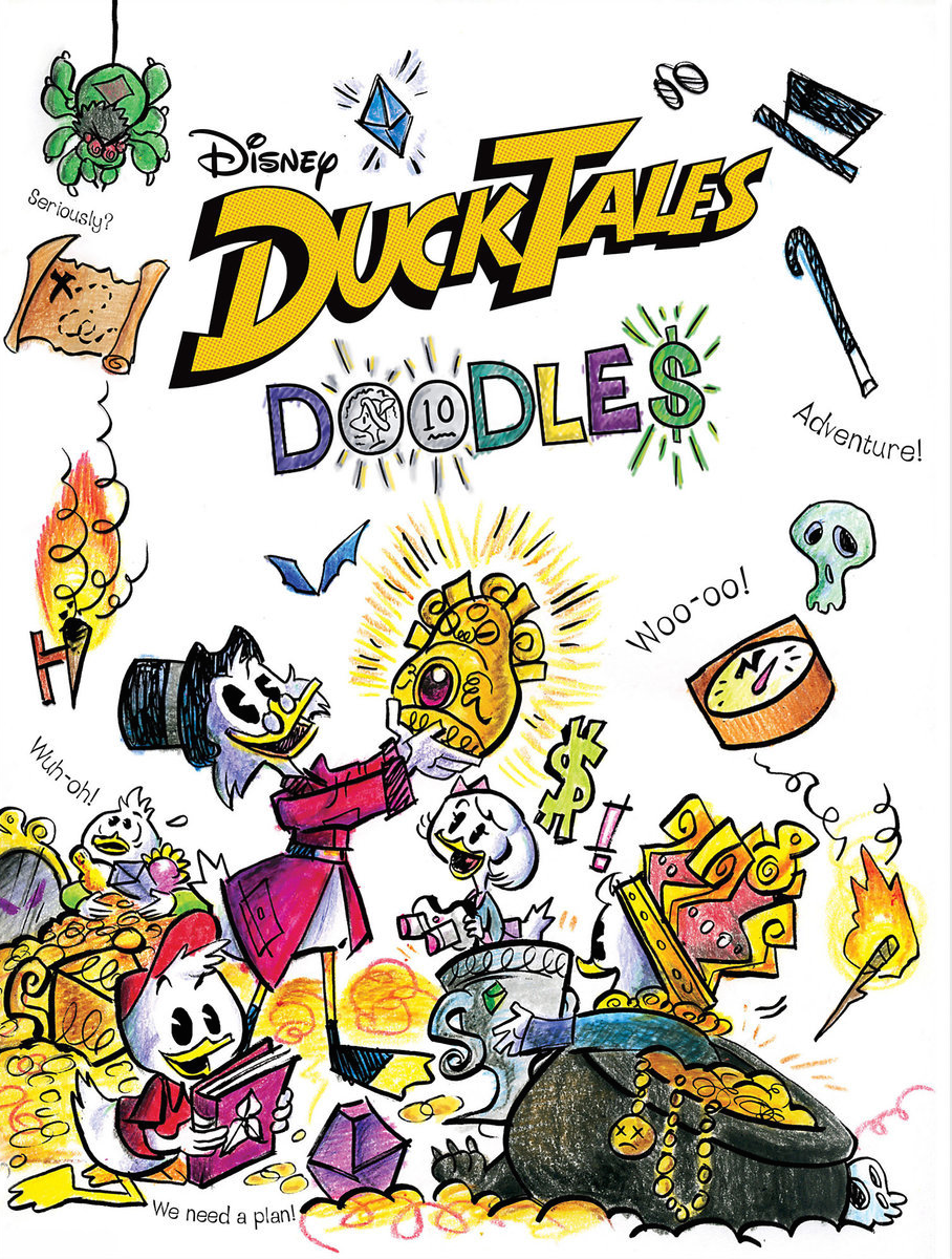 DuckTales Doodles