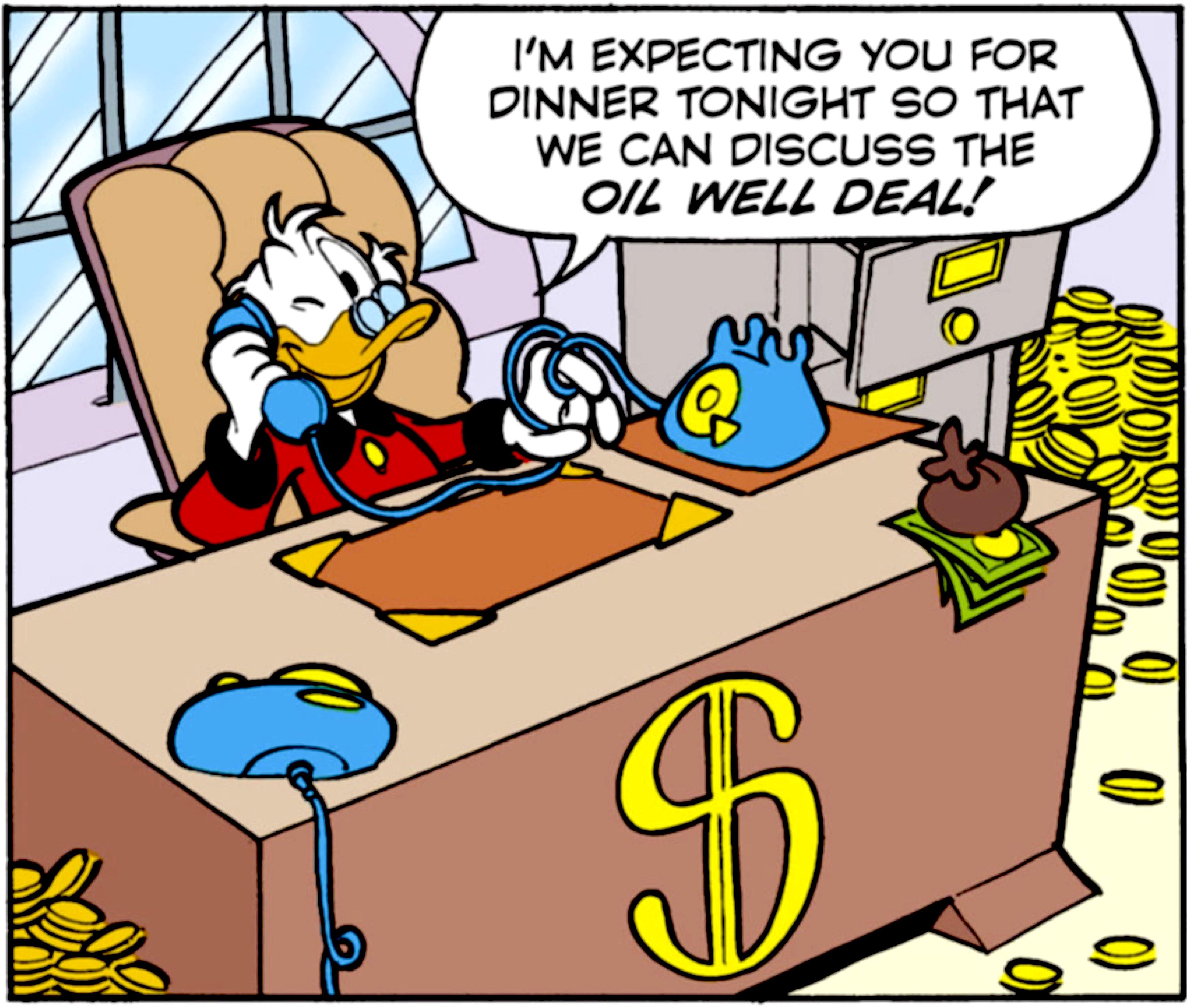Scrooge McDuck (Sir Donald)
