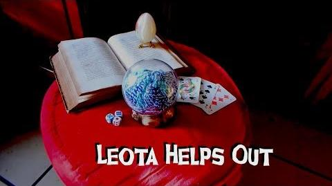 Leota Helps Out
