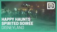 Happy Haunts Spirited Soirée - Haunted Mansion 50th Anniv