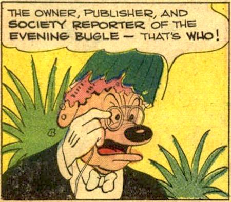 Evening Bugle Publisher