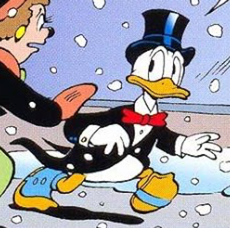 Donald Duck (troublemaker)
