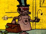 Scrooge's Substitute
