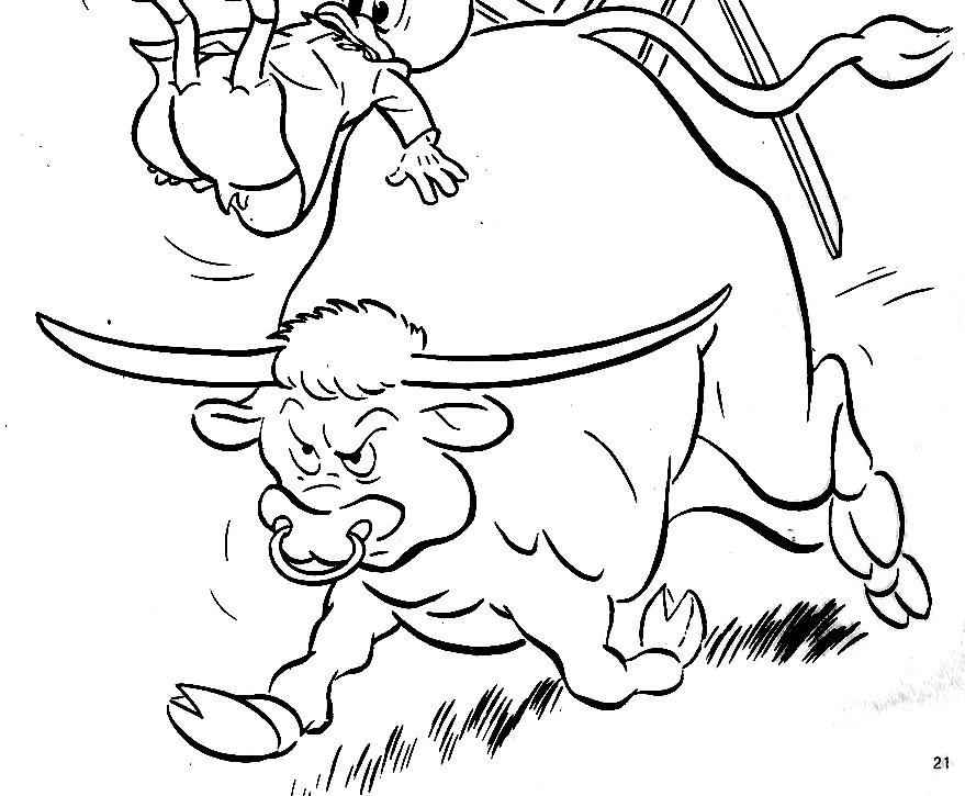 Bertie Bull