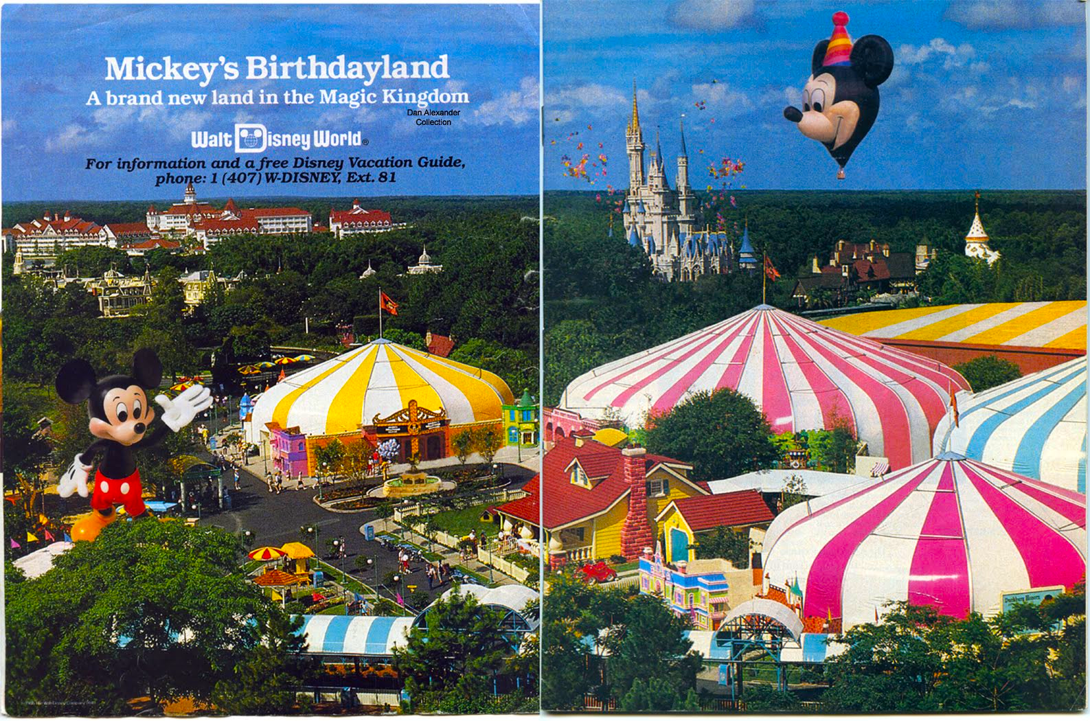 Mickey's Birthdayland
