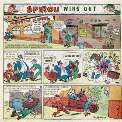 Spirou Wins Out