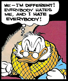 Scrooge McDuck/Gallery