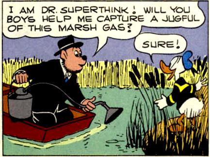 Doctor Superthink