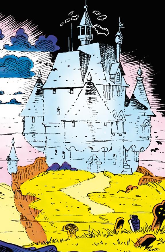 Castle Duckesque