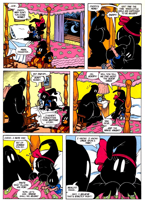 A Phantom Blot Bedtime Story