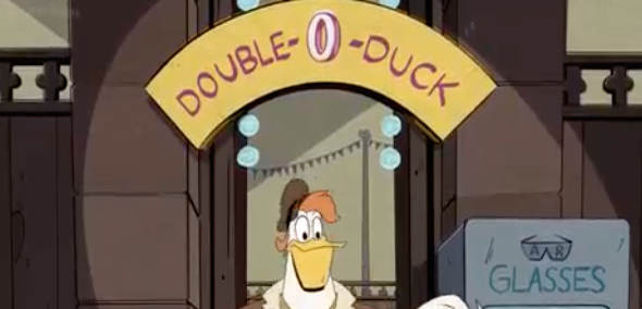 Double-O-Duck (video game)