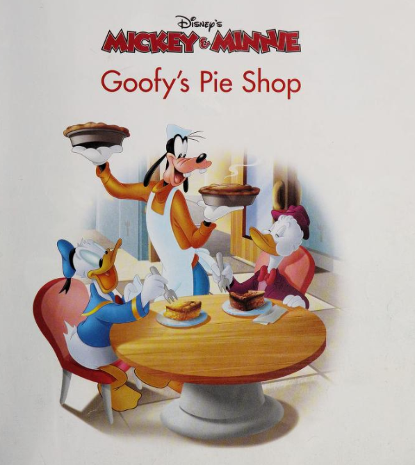 Goofy's Pie Shop