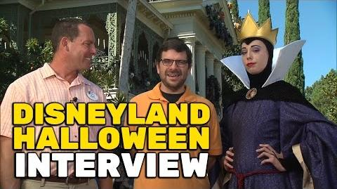 Halloween Time 2016 Interview