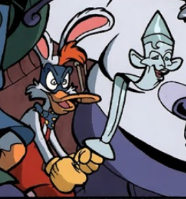 Darkwing Rabbit