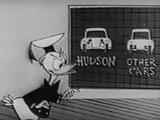 Hudson Hornet Commercials