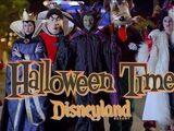 The Villains of Halloween Time at Disneyland Resort