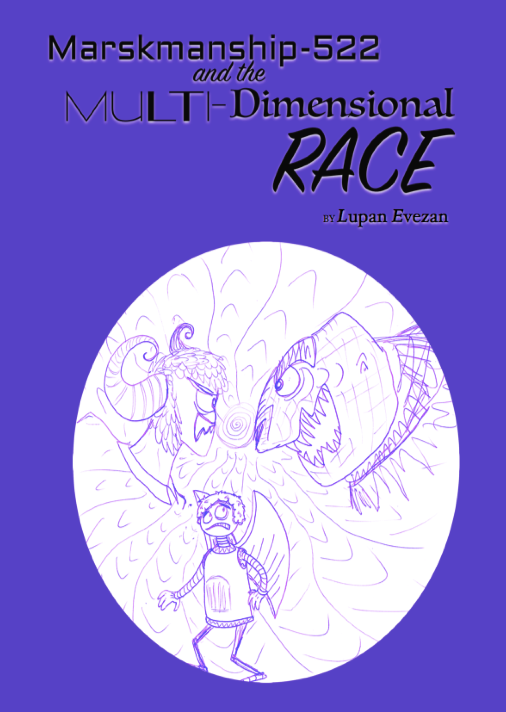 Marksmanship-522 and the Multi-Dimensional Race