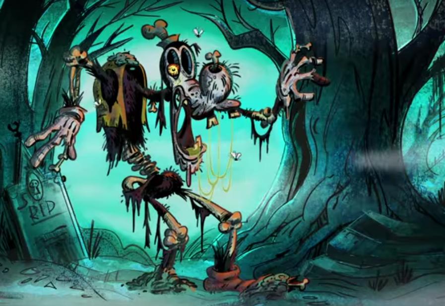Goofy's cousin (Zombie)