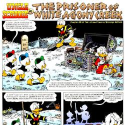 The Prisoner of White Agony Creek