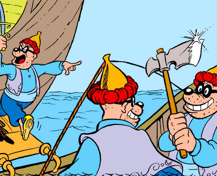 Bey A'Ghel Pirates