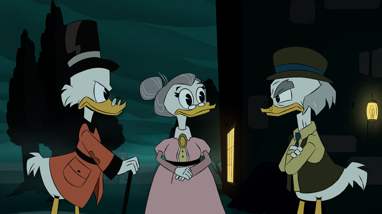 The Secret(s) of Castle McDuck