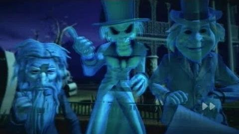 Haunted Mansion Cutscenes
