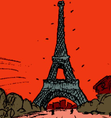 Eiffel Tower (97th Cosmos)