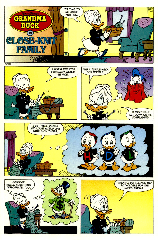 Close-Knit Family