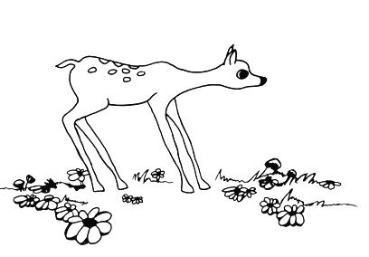 Bambi (Bambi Meets Godzilla)