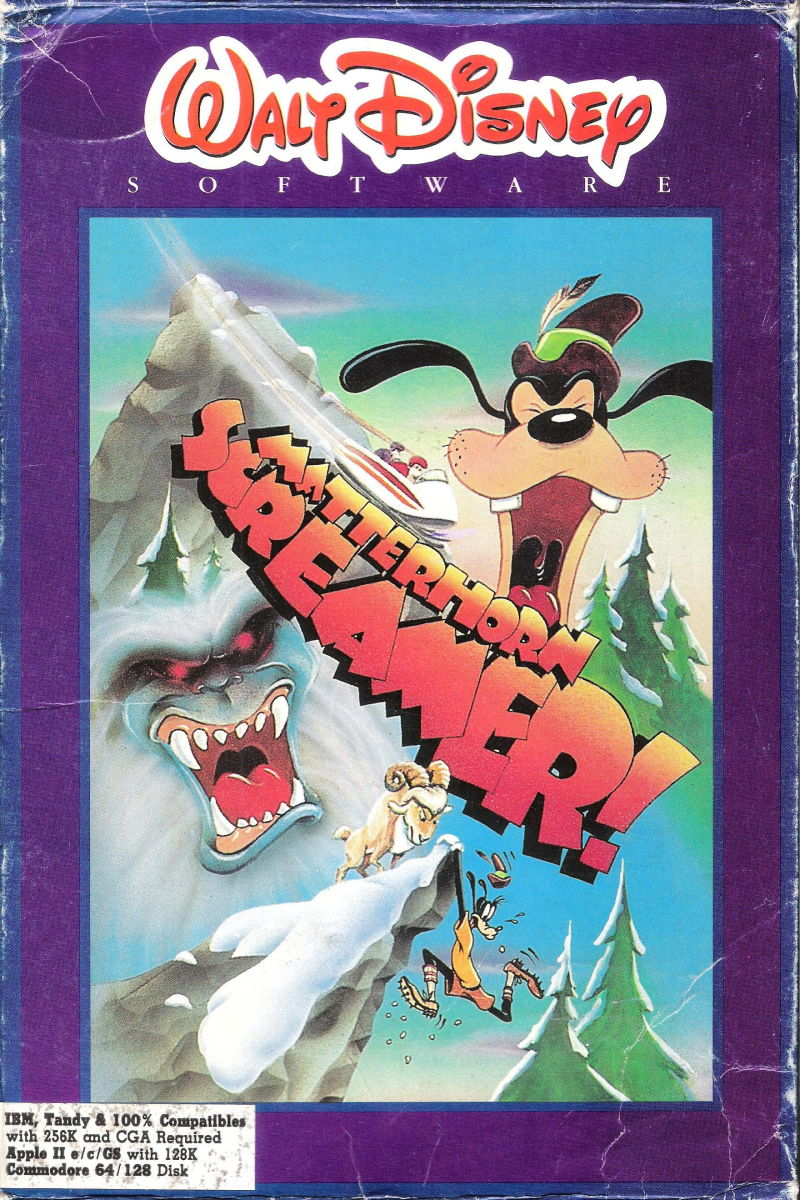 Matterhorn Screamer