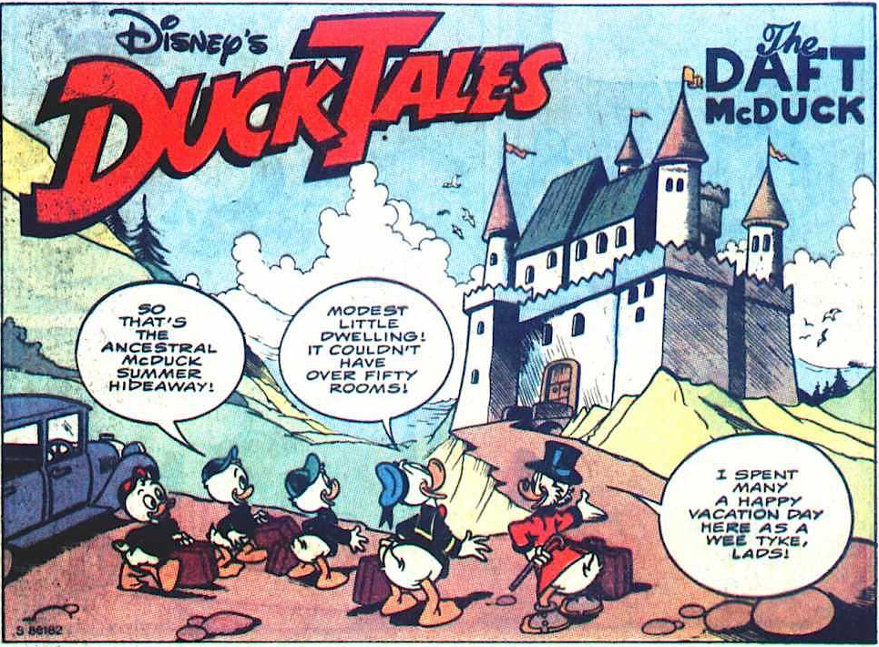 McDuck Summer Castle