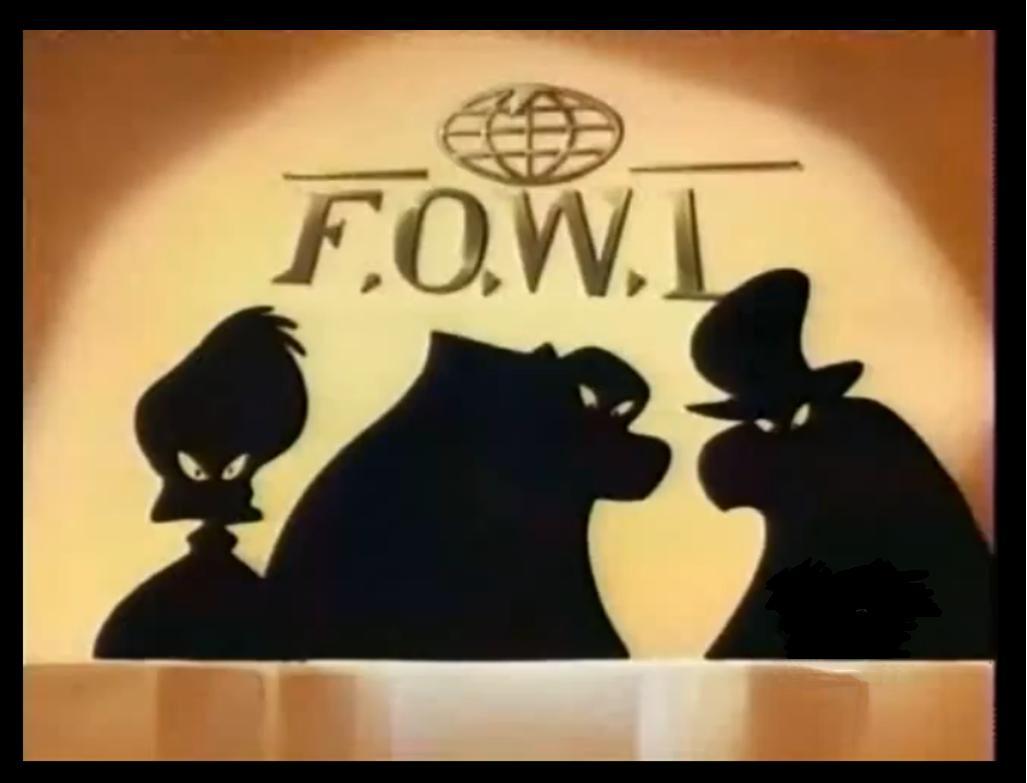 F.O.W.L. High Command