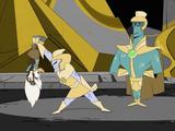 The Golden Spear
