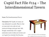 Cupid Fact File No. 124 — The Interdimensional Tavern