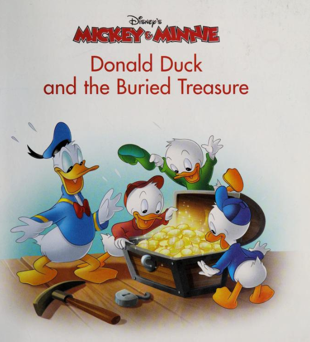 Donald Duck and the Buried Treasure