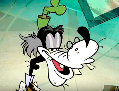Ludwig von Drake (Goofified Timeline)