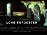 Long-Forgotten Haunted Mansion