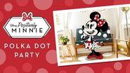 Polka Dot Party Positively Minnie Disney Shorts